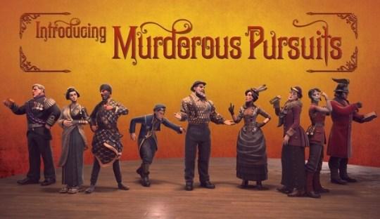 murderous pursuits apk mod