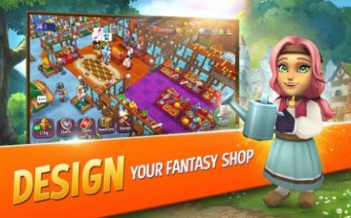 shop titans apk screenshot