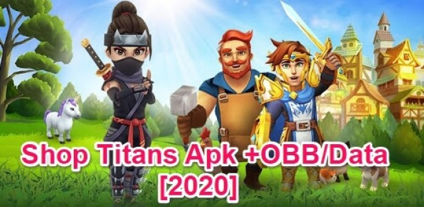 shop titans apk