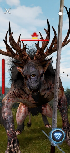 the witcher monster slayer app