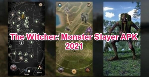 the witcher monster slayer full apk