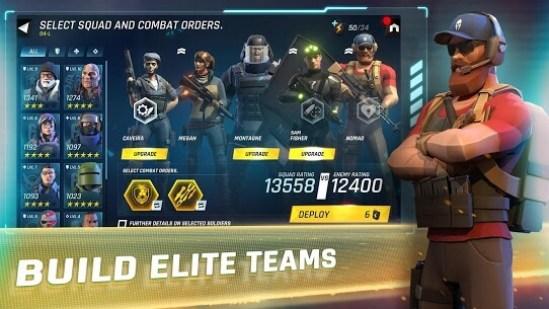 tom clancy's elite squad hack apk