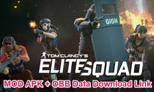 tom clancy's elite squad mod
