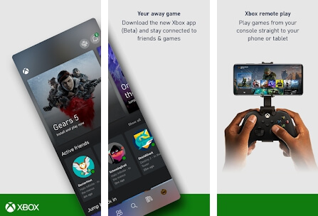 xbox app apk screenshots