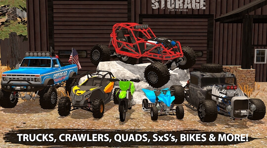offroad outlaws mod screenshots