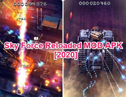 sky force reloaded mod