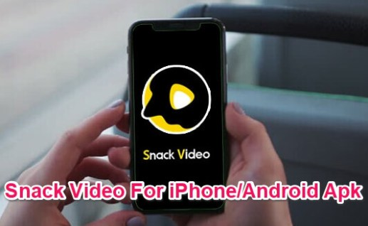 snack video for iphone and android