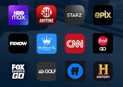 spectrum tv app live tv channels