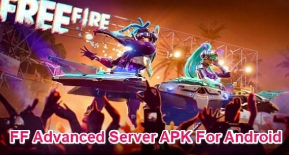 ff advance server apk