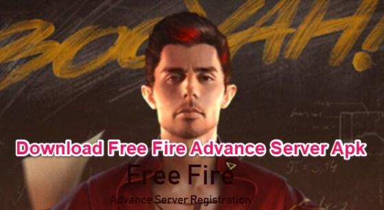 free fire advance server apk download