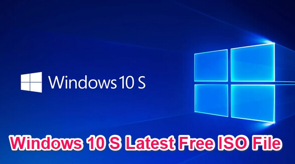 windows 10 s iso