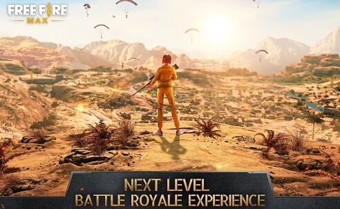 free fire max apk screenshot