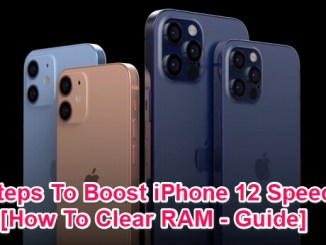 how to boost iphone 12