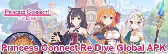 princess connect re dive english apk