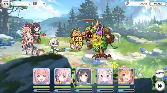 princess connect screenshot