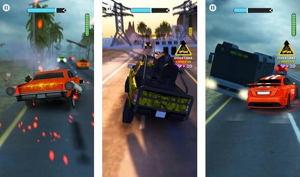 rush hour 3d screenshots