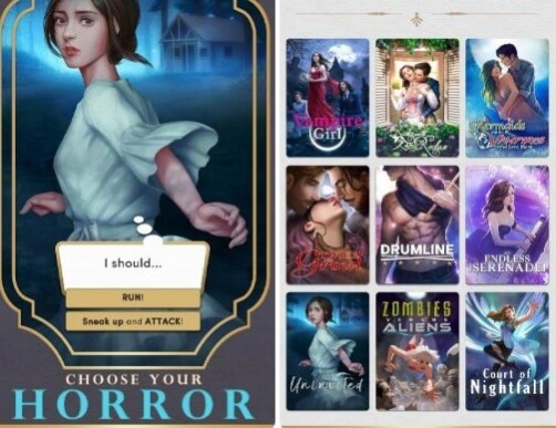 chapters interactive stories mod apk