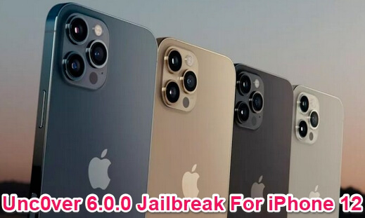 jailbreak iphone 12