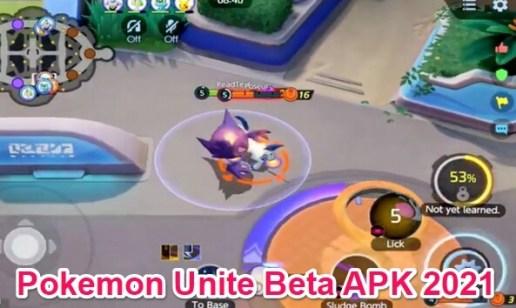 pokemon unite beta apk