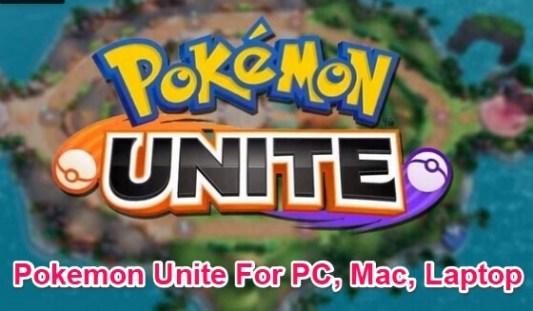 pokemon unite for pc