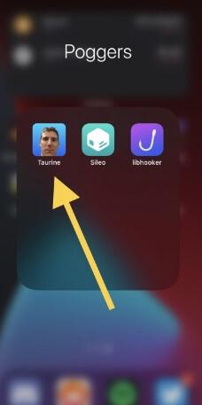 taurine jailbreak tool