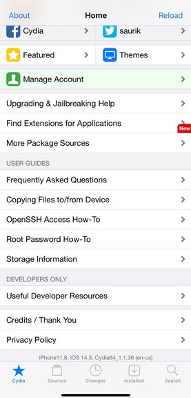 uncover jailbreak for iphone 12
