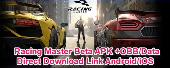 racing master beta apk