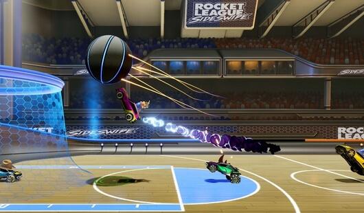 rocket league sideswipe screenshots