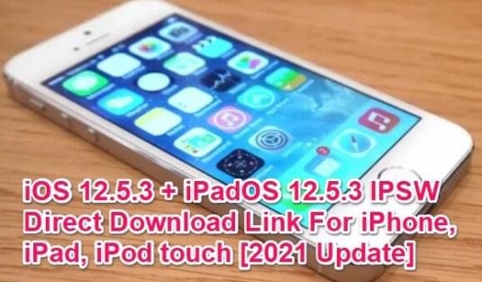 ios 12.5.3 ipsw links