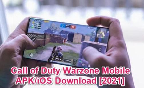 cod warzocod warzone mobilene mobile