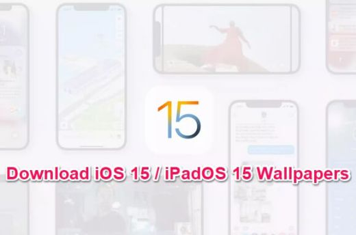 ios 15 new wallpapers