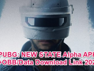 pubg new state alpha apk