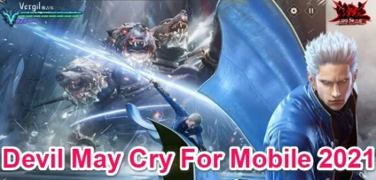 devil may cry mobile for mobile