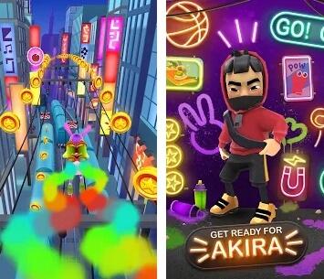 subway surfers toyko screenshots