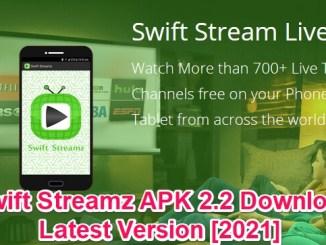 swift streamz apk latest version