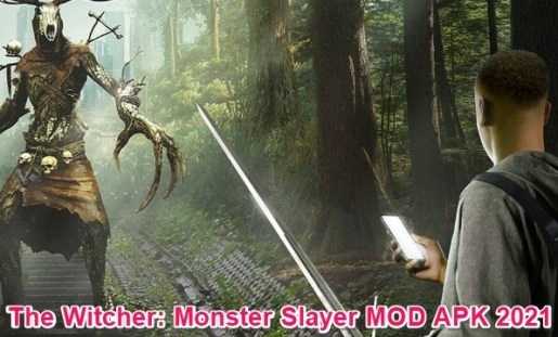 the witcher monster slayer mod apk