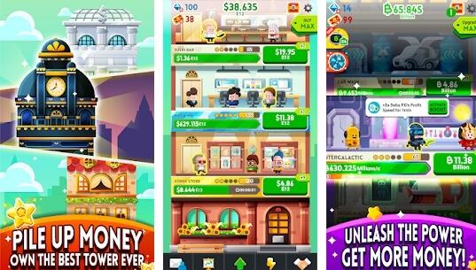 cash inc apk screenshots