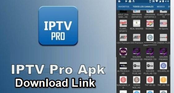 iptv pro apk download link