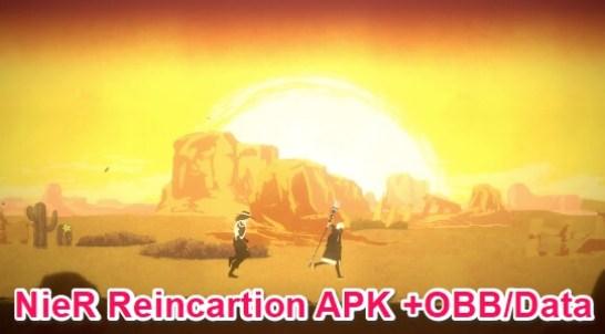 nier reincarnation apk obb