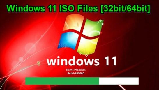 windows 11 ver 22000.132 iso