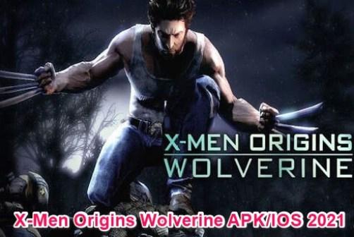 x men origins wolverine apk