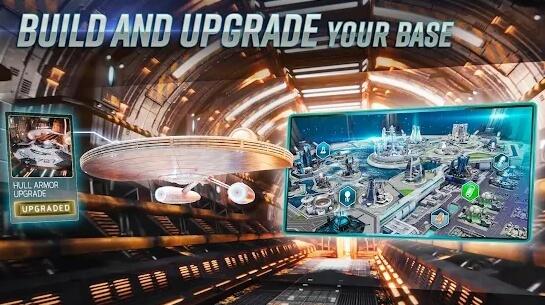 star trek fleet command mod screenshot
