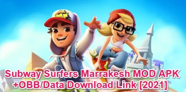 subway surfers marrakesh hack apk
