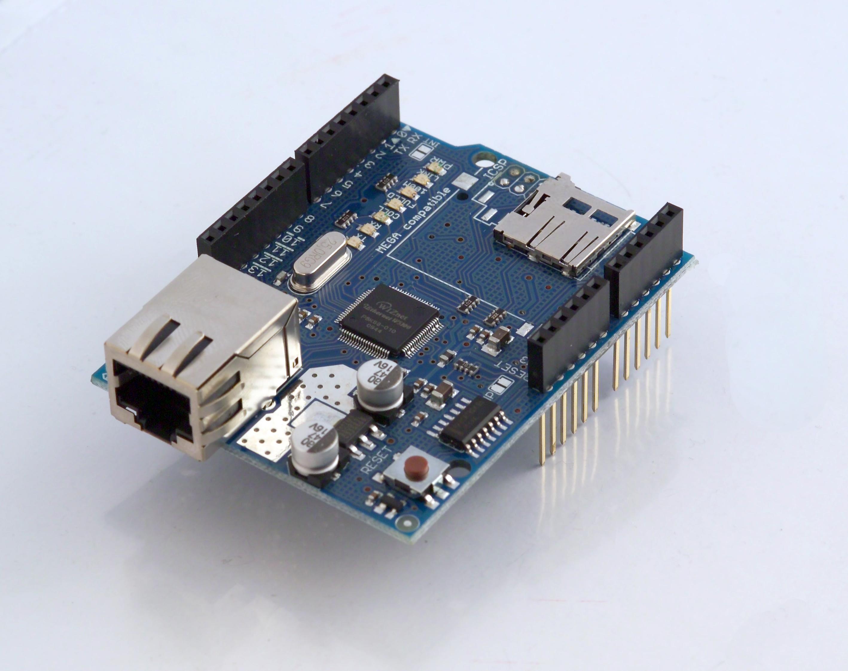 Circuito Bluetooth Casero : Shields para arduino aprendiendo arduino