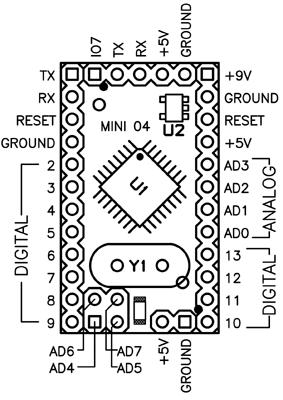 Green Oak Studio: Программируем Arduino Pro mini через USB