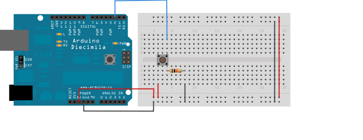 Fading An Led On Off Arduino Basics Electronic Circuit Projects
