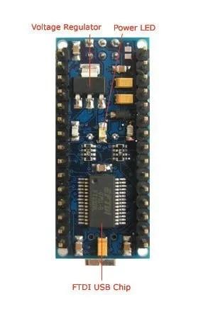 Arduino Nano  Arduinocl
