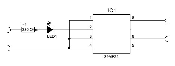 Solid State Relay for microcontroller
