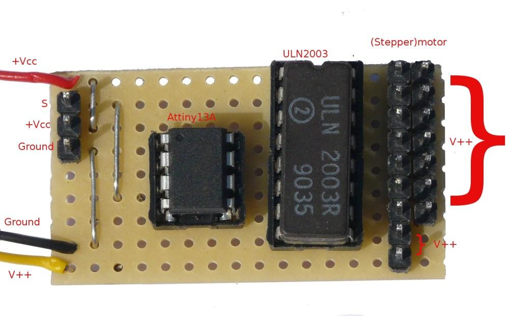 medium resolution of tinystepper