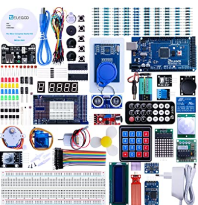 kit arduino pour débutant